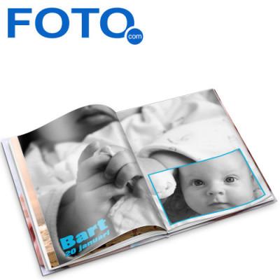 Foto.com voucher code voor 15 procent korting op fotoboeken en posters