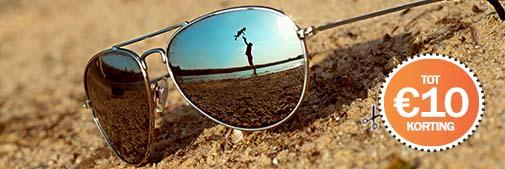 Lenson kortingscode 2014 - € 10 korting + gratis verzending van zonnebrillen!