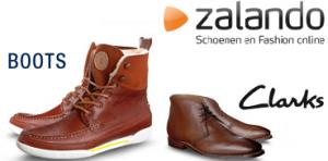 Zalando.nl kortingscode - 20% korting op herenschoenen