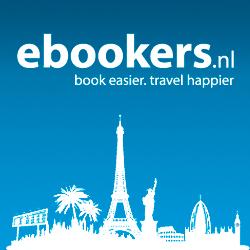 eBookers.nl kortingscode 2014 - 10% korting op hotels