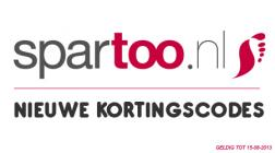 Spartoo.nl kortingscode voor 15 tot 20% korting!
