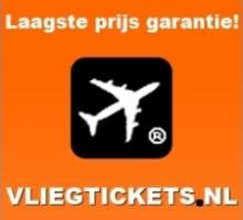 Vliegtickets.nl kortingscode - voor 15 EUR korting